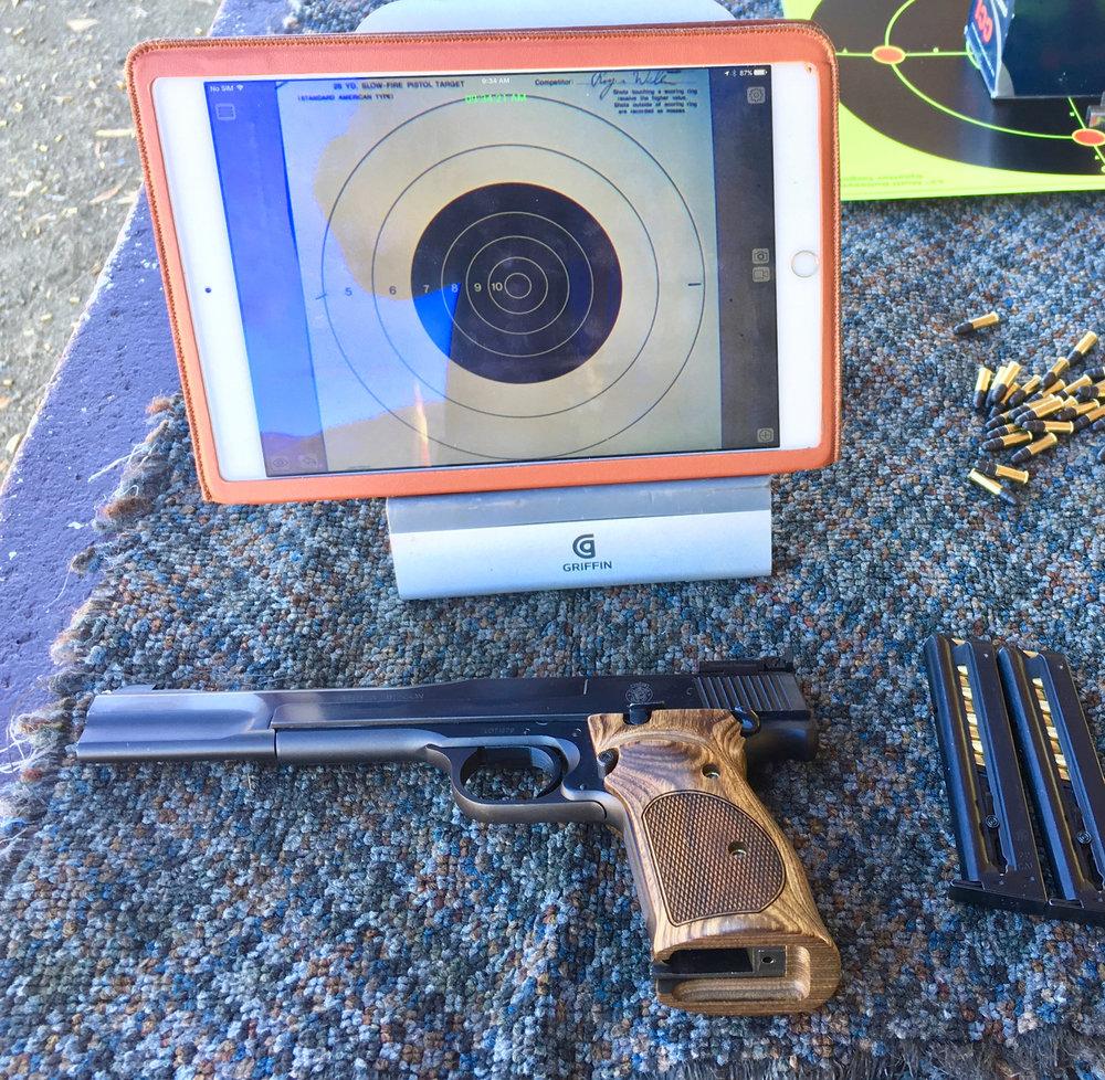 Precision Pistol