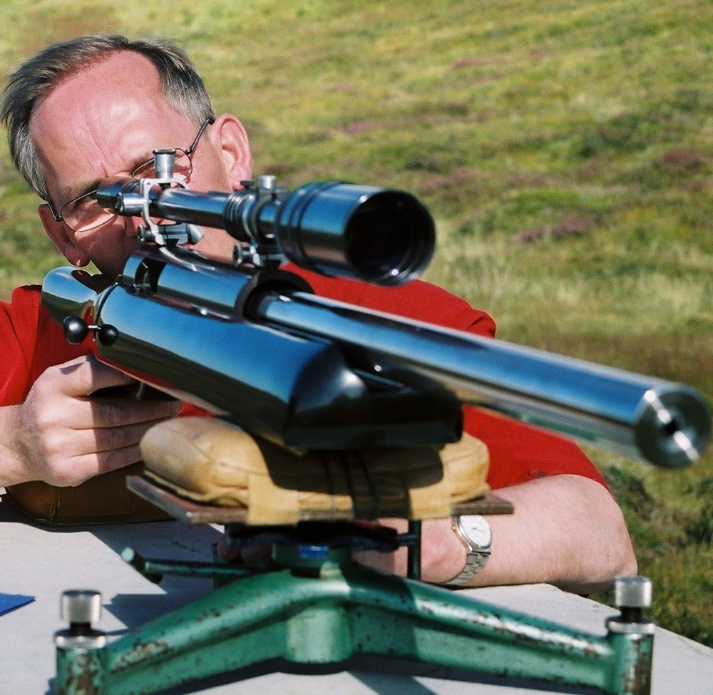 Benchrest: Short-Range & Military Precision