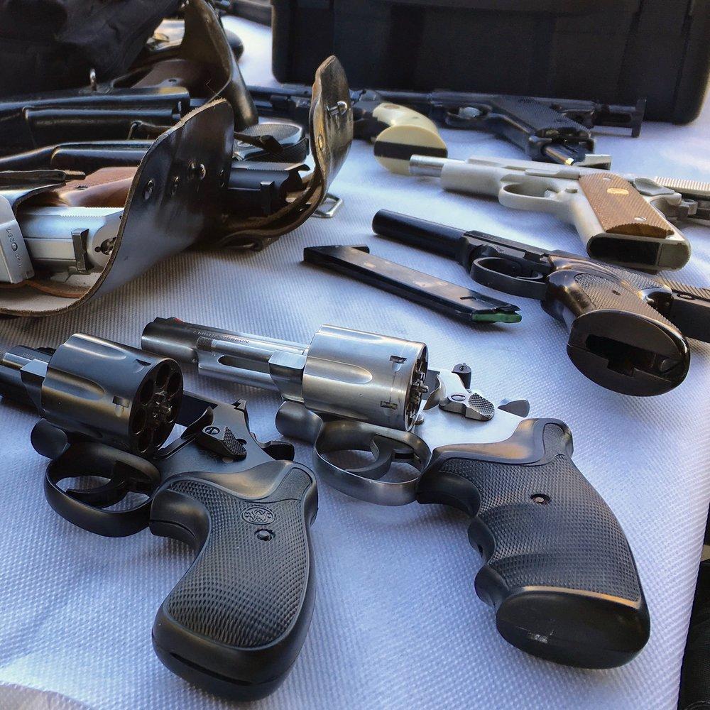 7-Gun Shoot