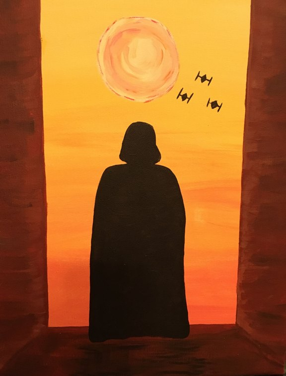 Painting Star Wars Darth2.jpg