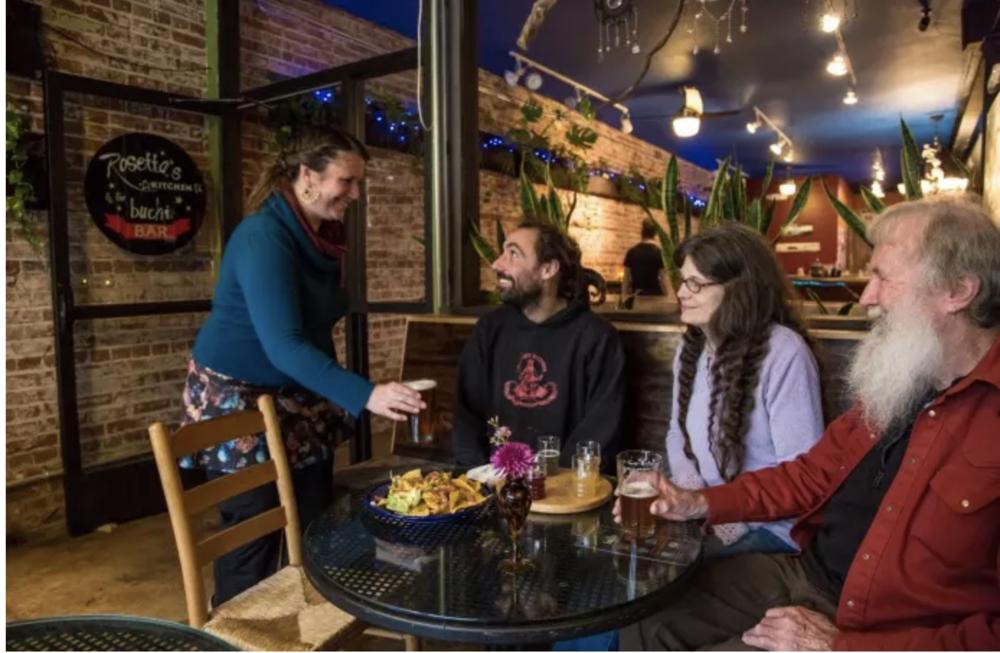 News Rosetta S Kitchen Vegan And Vegetarian Restaurants