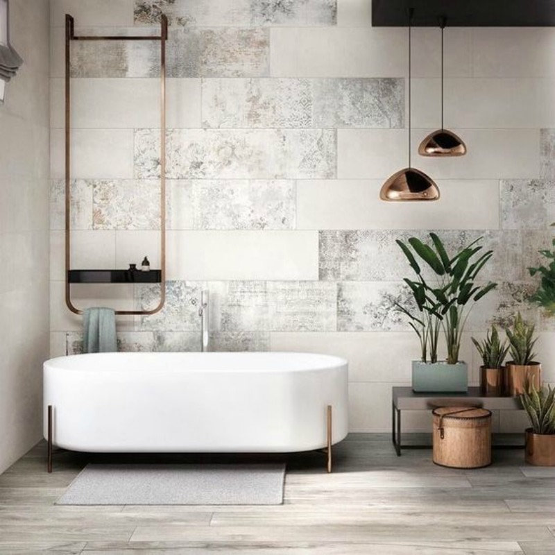 Modern 2017 Bathroom