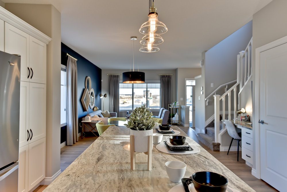 Show Home Design - Finish/Material/Color SelectionSpace planning/Furniture SourcingStaging and styling