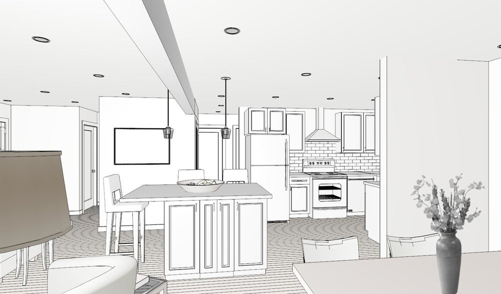 Proposed 3D rendering for a client. Why are 3D renderings useful? Check out our past blog on 3D renderings  here .