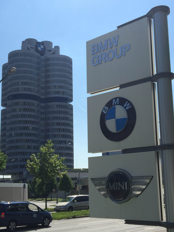 BMW DISTRIBUTION CENTER - 3455 Argentia Road, Mississauga, ON, L5N 3W7