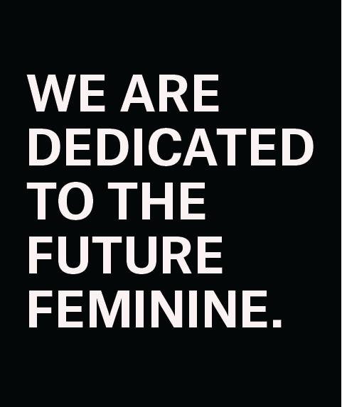 The Future Feminine