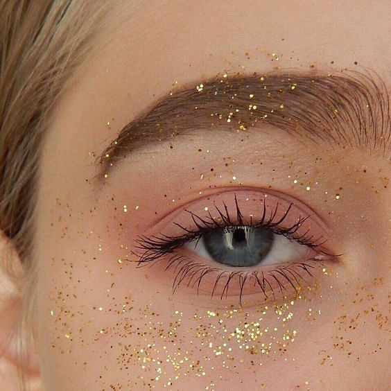 How much glitter is too much glitter? — The limit does not exist. / #thefuturefeminine