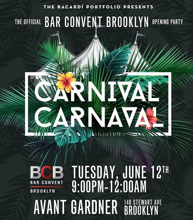 Find us at the Bacardi portfolio party tonight!  #dcppopup