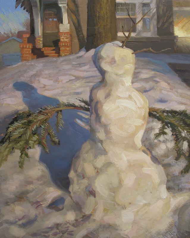 Snowperson 33