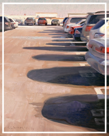 Paradise, Paved:An Oil Painter's Explorationof the Suburbs -