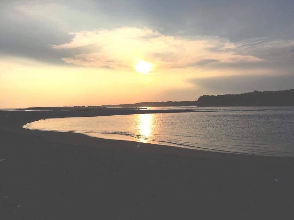 El Paredon Beach Sunset