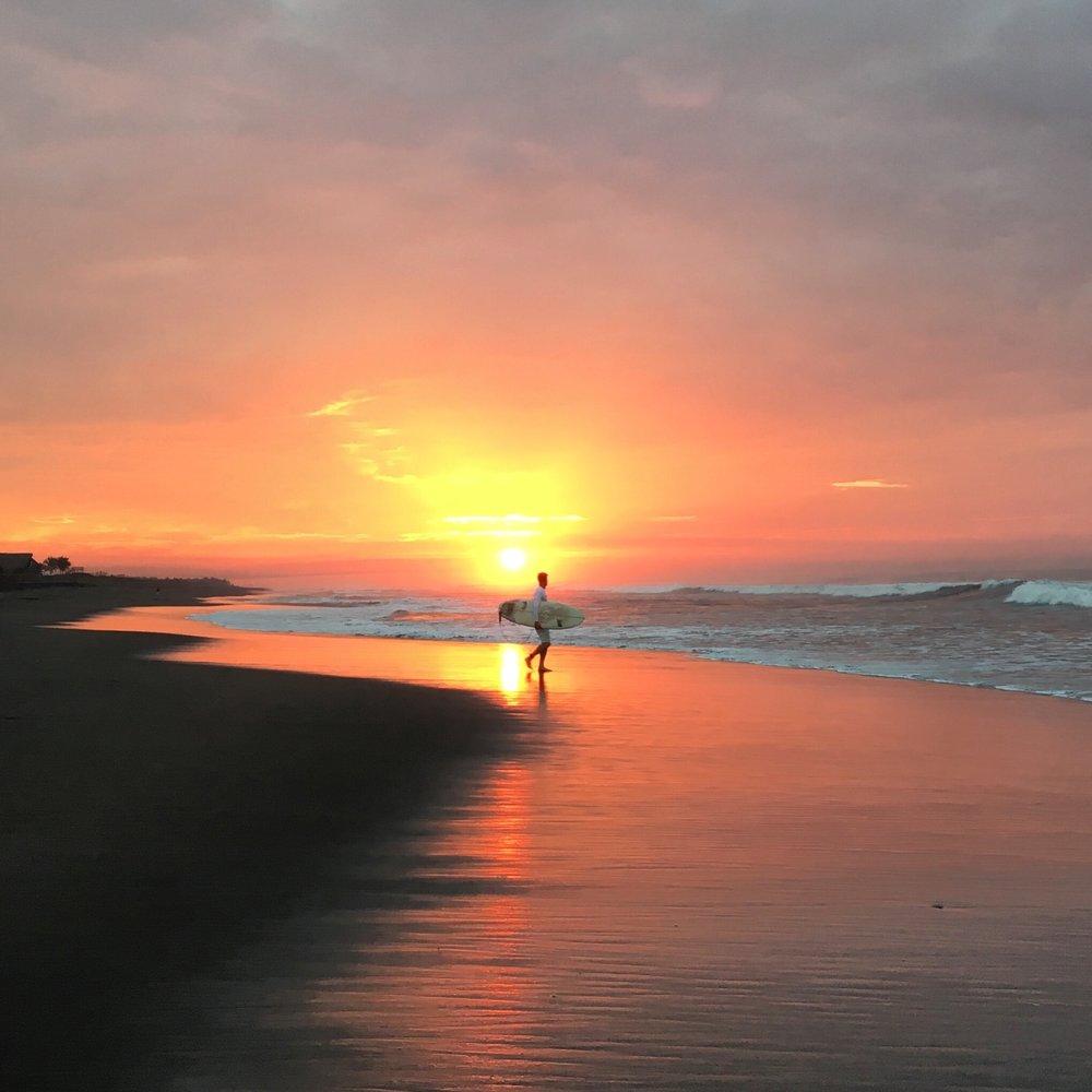 Sunrise Surf Beach