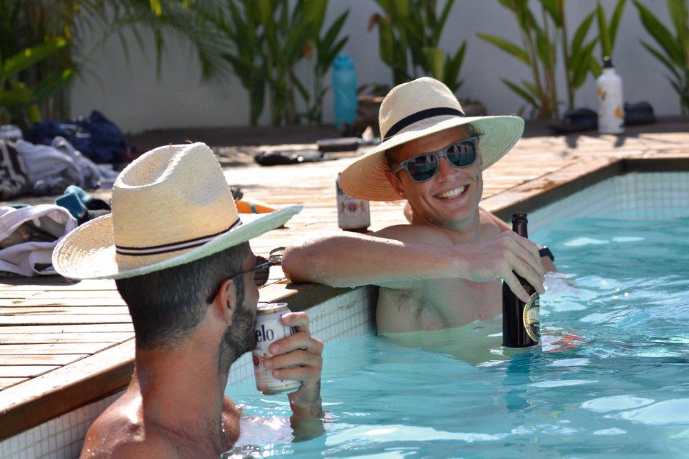 Hotel_Surf Pool Beer Good Times
