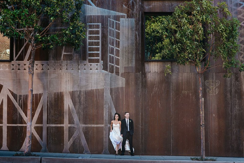 A Pearl San Francisco Wedding
