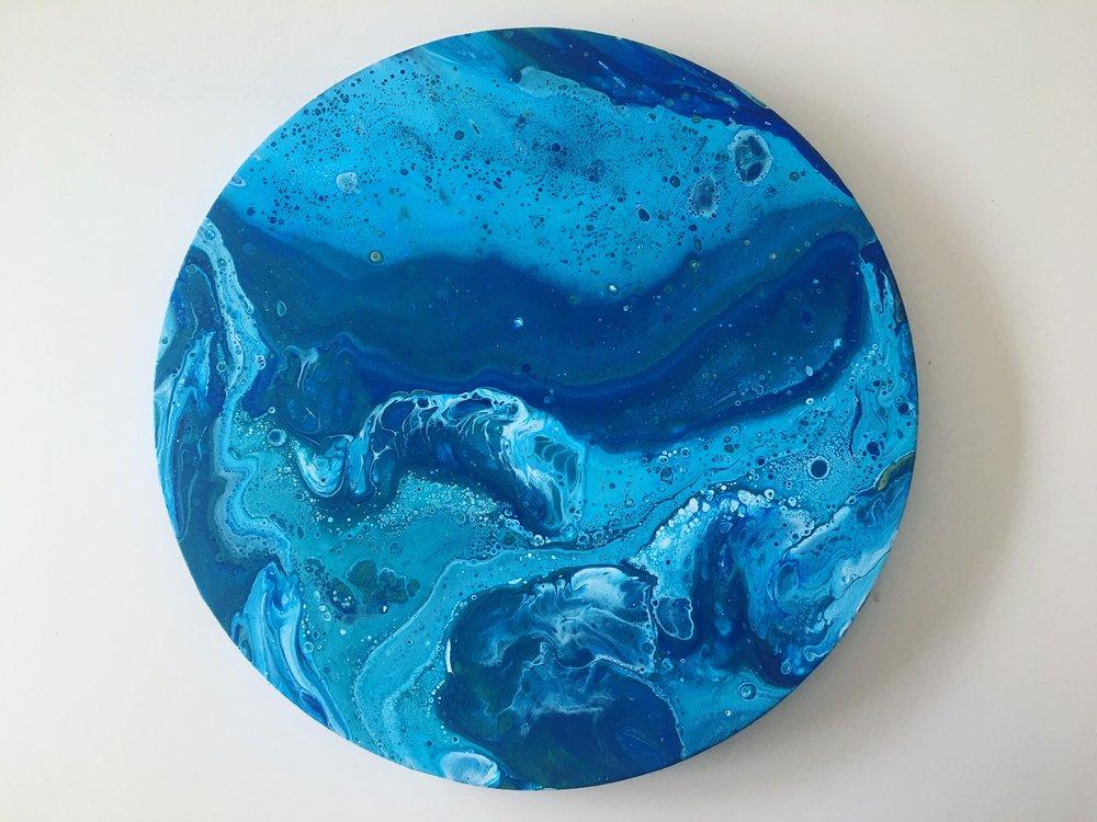 UNDER THE SEA | ORIGINAL ART