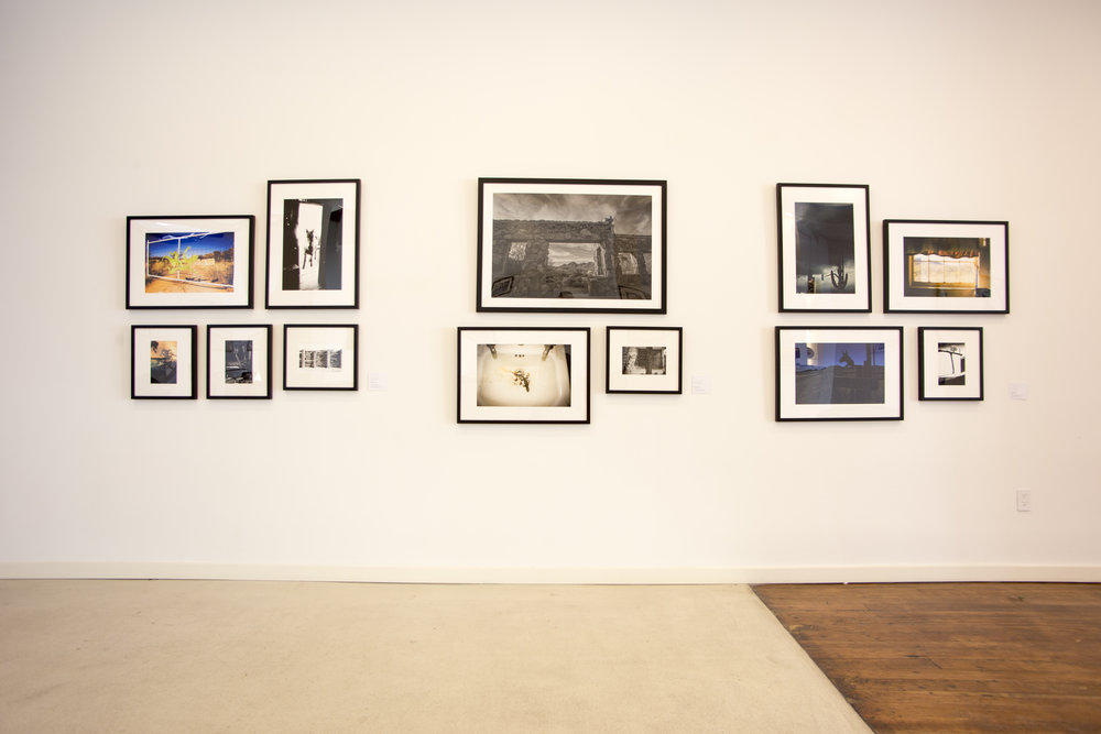 Bitter Creek Sweet Water Installation View