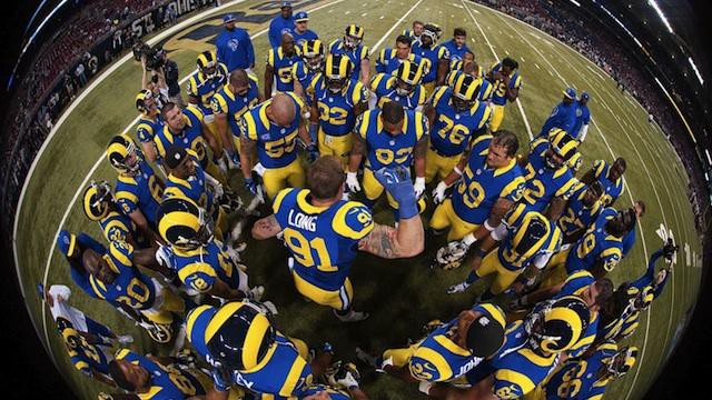 Should I Be A Fan of the New Los Angeles Rams?   An important question from a young LA sports fan.  READ HERE.