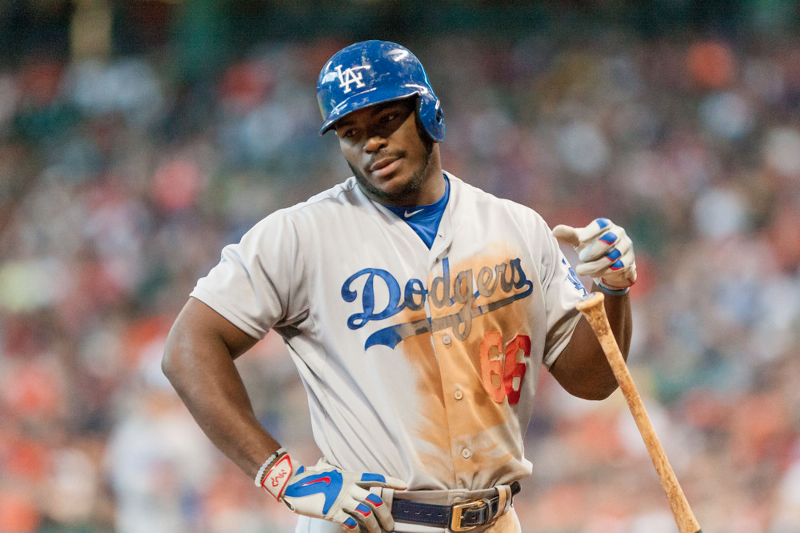 WTH Just Happened?: Dodgers' Trade Deadline   #PuigYourFriend  READ HERE.