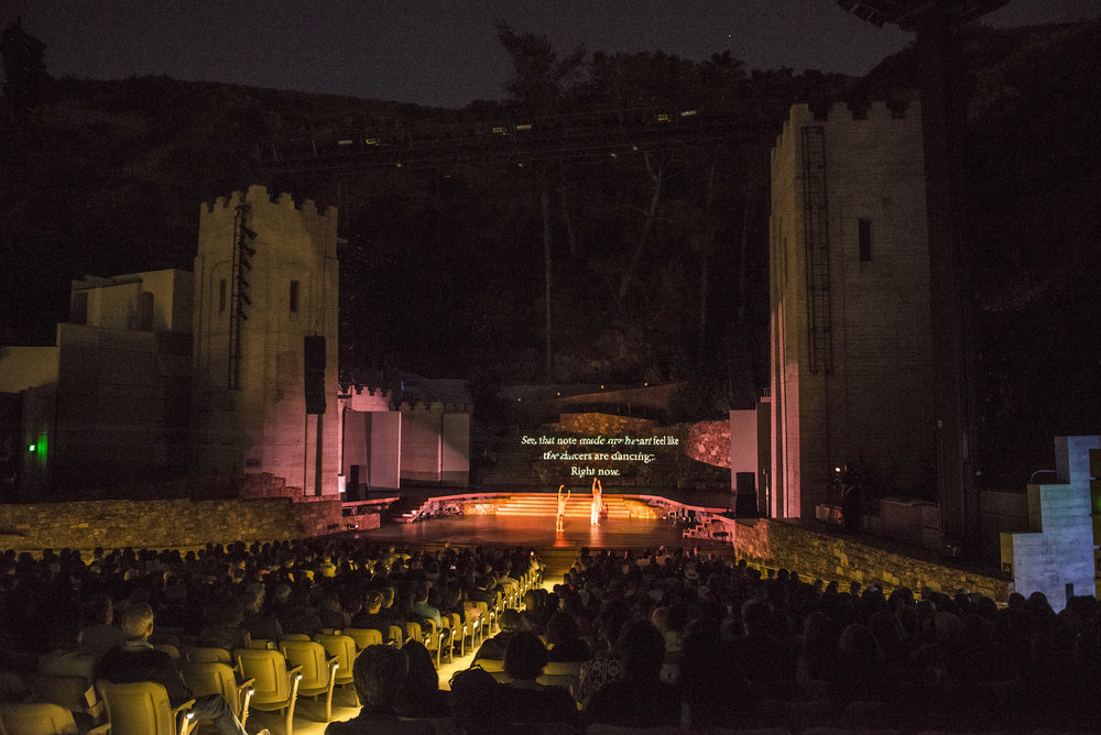 photo by Timothy Norris, courtesy of Ford Theatres
