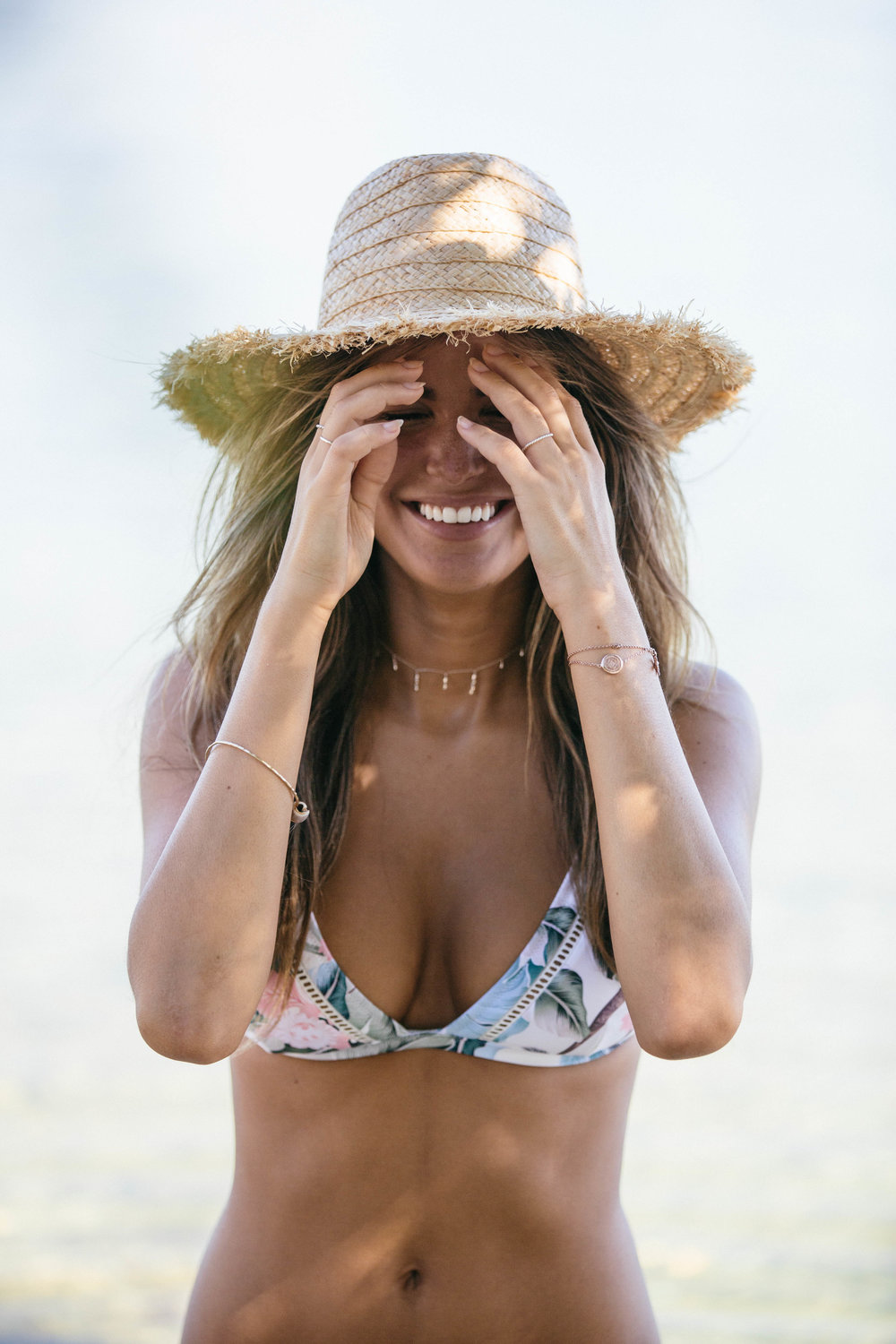 Islander Bralette Top Seashell and Sun Hat 2.jpg