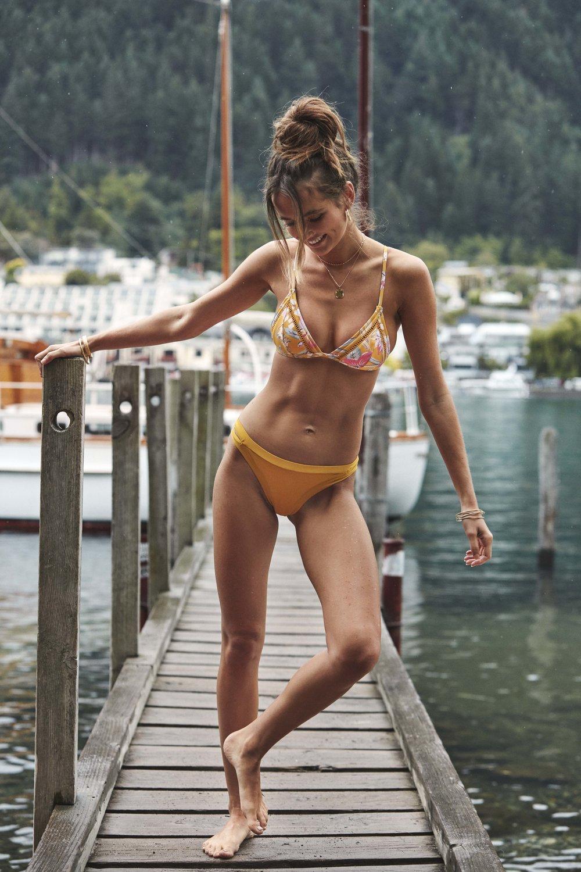 Aruba Bralette Top and Sunchaser Itsy Pant Marigold 3.jpg