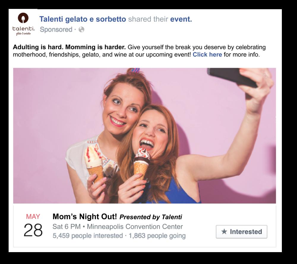 Facebook Social Promo