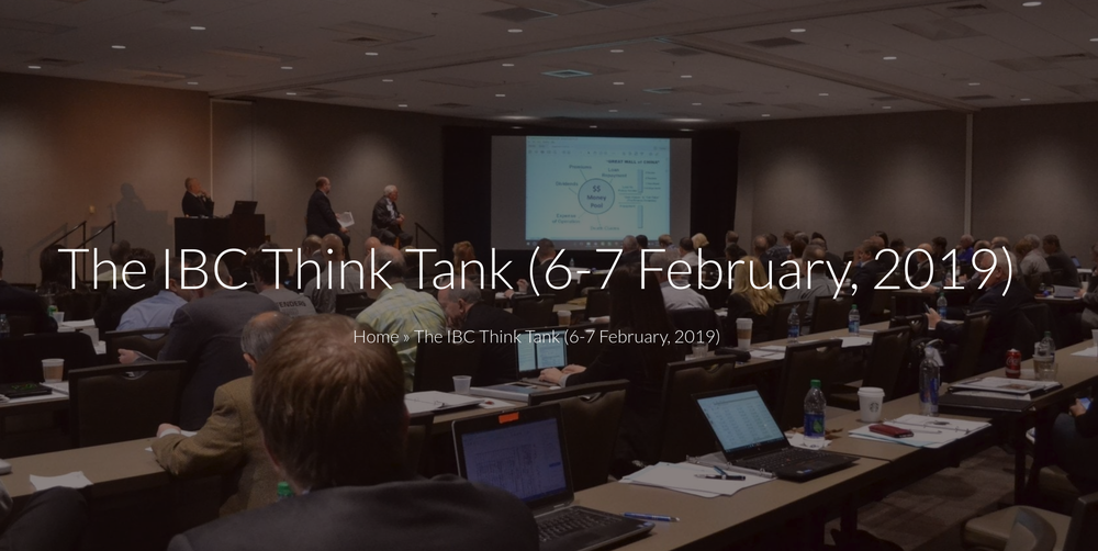 IBC in Birmingham - Over 160 Authorized IBC Practitioners will gather to sharpen their understanding of the material originally presented in Becoming Your Own Banker.