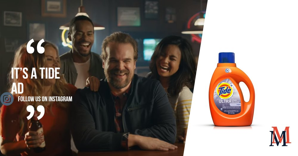 Tide Ad Super Bowl 2018 Commercial Ad Analysis