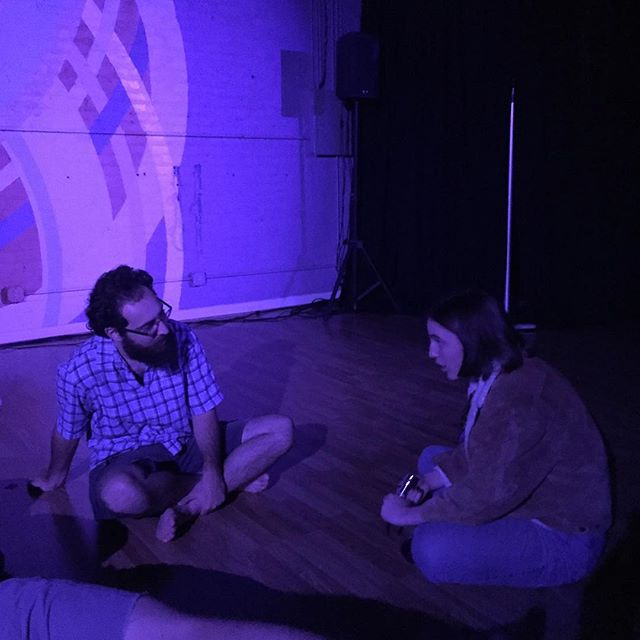 2 TICKET GIVEAWAY TO FIRST PERSON TO MESSAGE US FOR OUR SHOW TONIGHT AT 7PM! SEE YOU SOON FOR A SAD DANCE PARTY BALTIMORE! #boundtotherocks . . . . . . . . .  #charmcityfringe @charmcityfringe #baltimoretheatre #fringe #sylvanesso #indietheatre #baltimoreartist @lqbaltimore