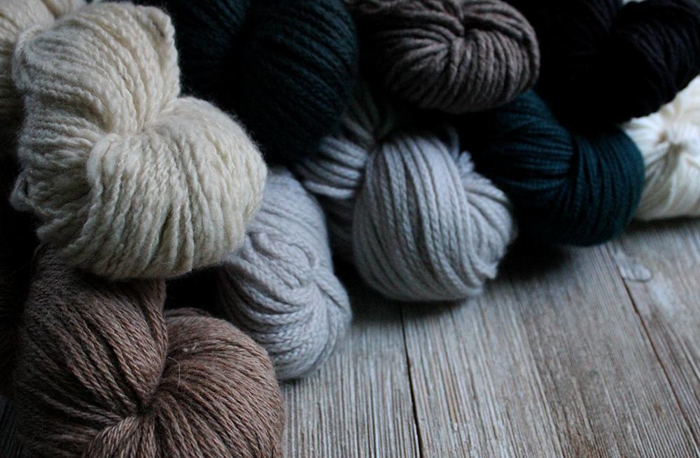 Slow Knitting Luxury Bundle