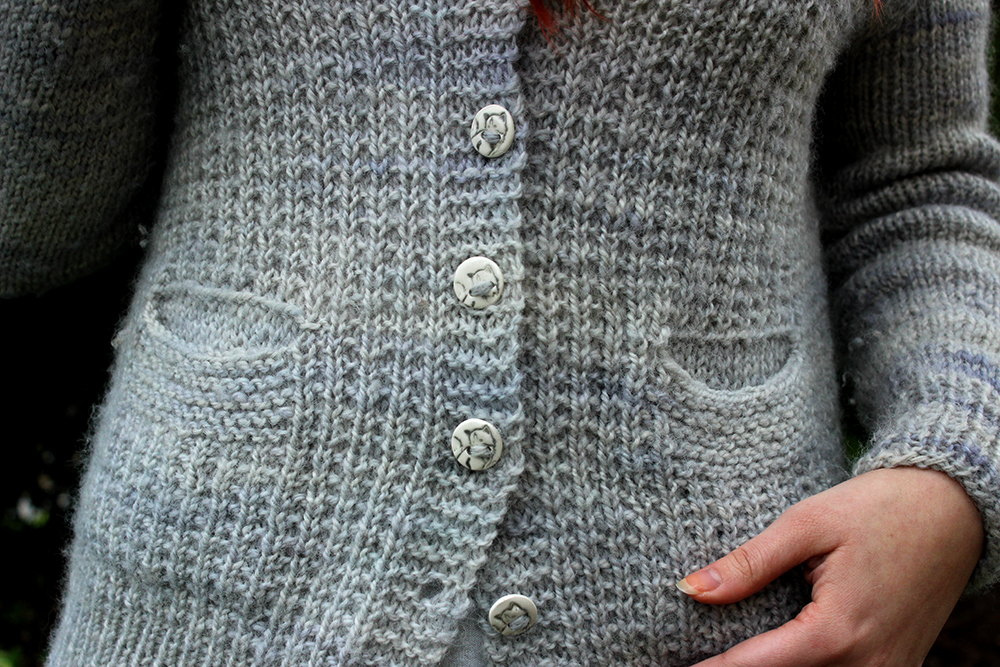 Farmhouse Cardigan Buttons