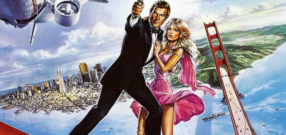 San Fransisco, home to many crypto projects, featured in the 1985 Roger Moore classic 'A View to a Kill'. That's where the similarities end.