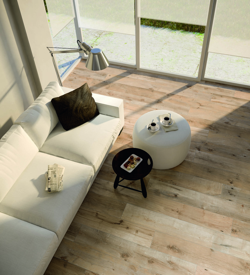 Featuring our Dakota Natural 200x1200mm