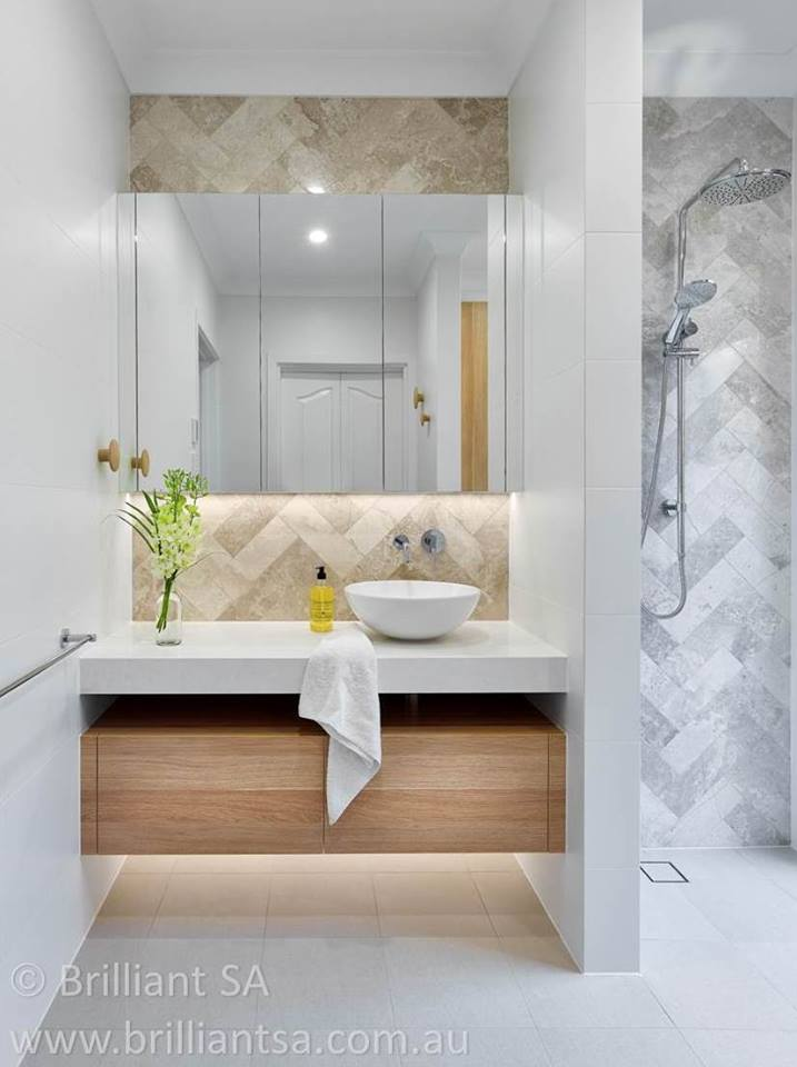 Bathroom design by Brilliant SA
