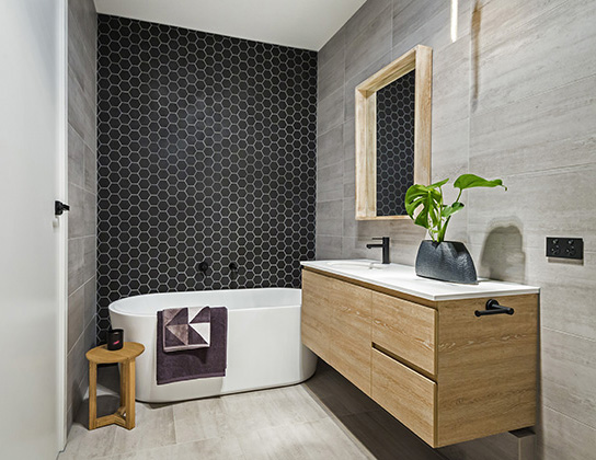 Bathroom Design by Creative Structures