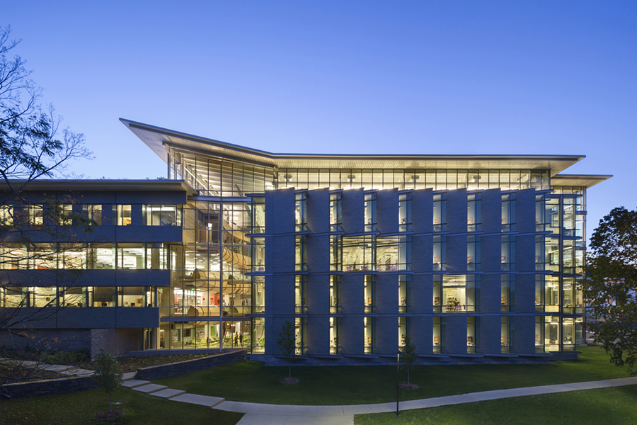 photo credit: Peter Aaron, courtesy of Bohlin Cywinski Jackson