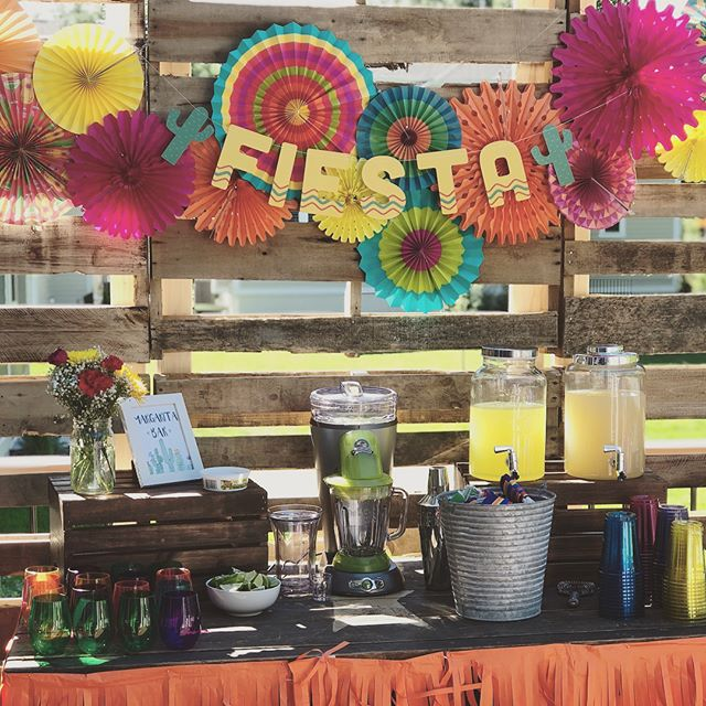 Not time to siesta! It's time to fiesta! Happy Birthday to a sweet little 4 year old! . . . Cake & cookies:  @sweetfromscratch  Cupcakes & macarons: @amicimullicahill  Decorations & planning: @monicalynneevents . #fiestafunfour #fiesta #notimetosiesta #monicalynneevents #mleevents #loudounweddings #loudounevents #northernvaevents #northernvaweddings #dmvevents #dmvweddings #weddings #eventplanner #weddingplanner #dcweddings #dcevents #dceventplanner #dcweddingplanner