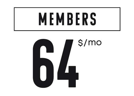 Are you a current House member? TEAM is a great supplement to regular training!