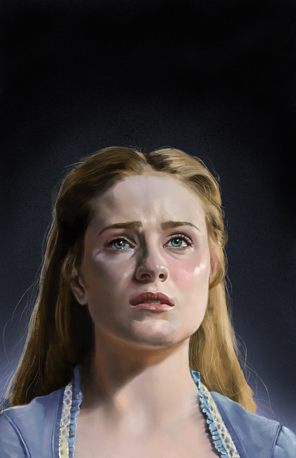 Evan Rachel Wood As Dolores, 2017