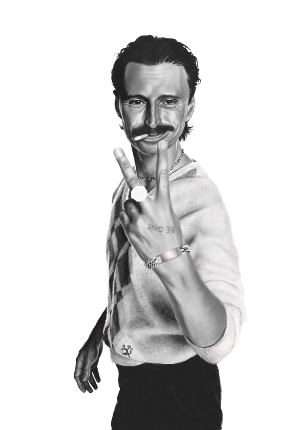 Robert Carlyle As Begbie, 2016