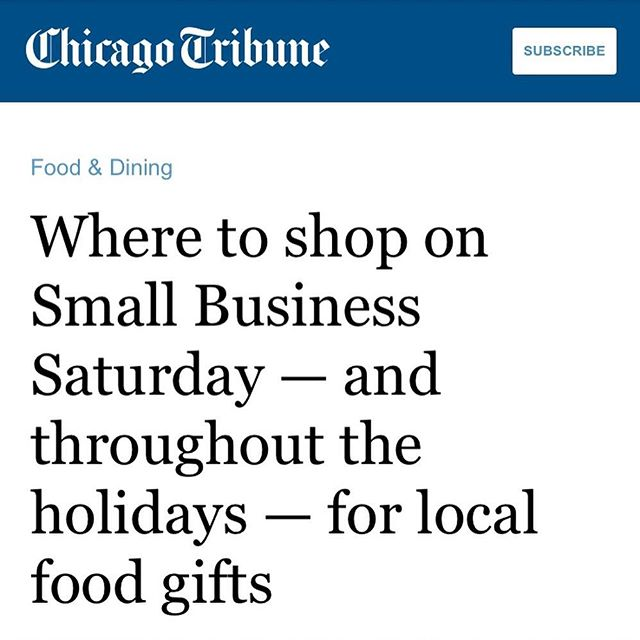 Thank you so much to @chicagotribune for featuring Grey Remedy on their list of small businesses to support this holiday season! I'm working like crazy to restock sold-out items ASAP, but in the meantime, check out the Stockist page on our website to see where else you can get your hands on some Grey Remedy goods :)