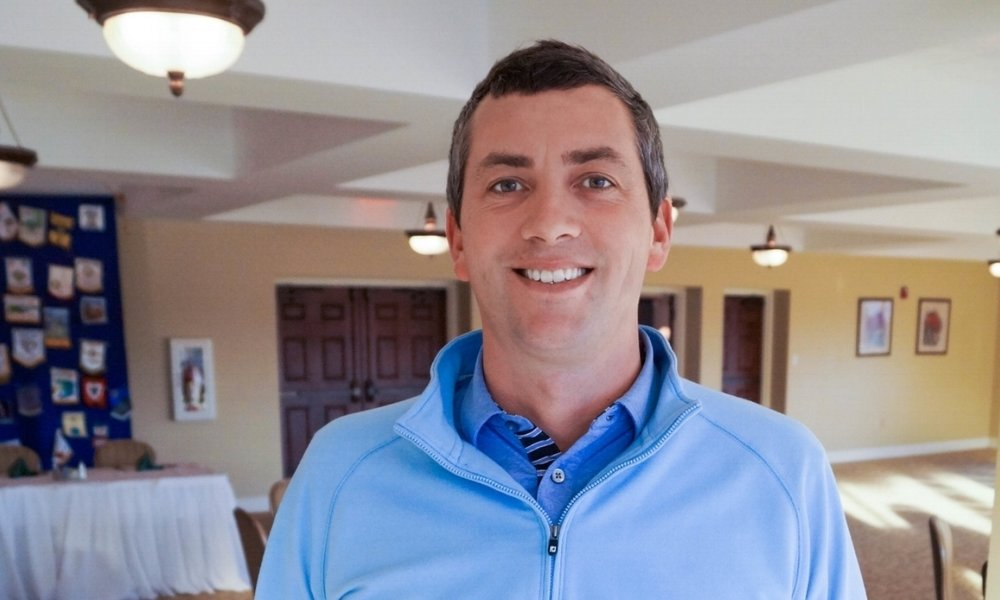 Nathan Blanchard, Head Golf Pro & Membership Development