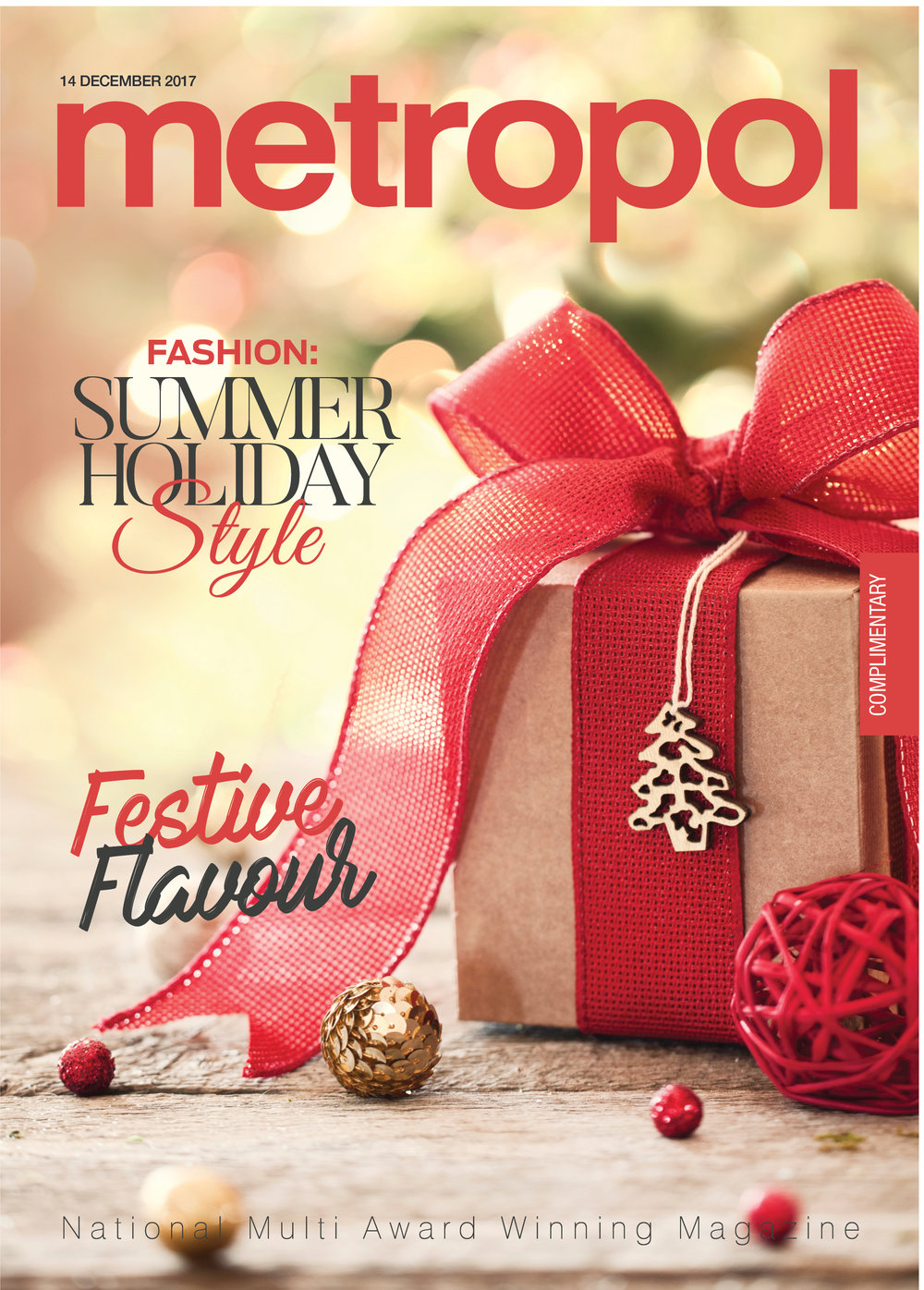 Read the Dec 14th 2017 issue of Metropol