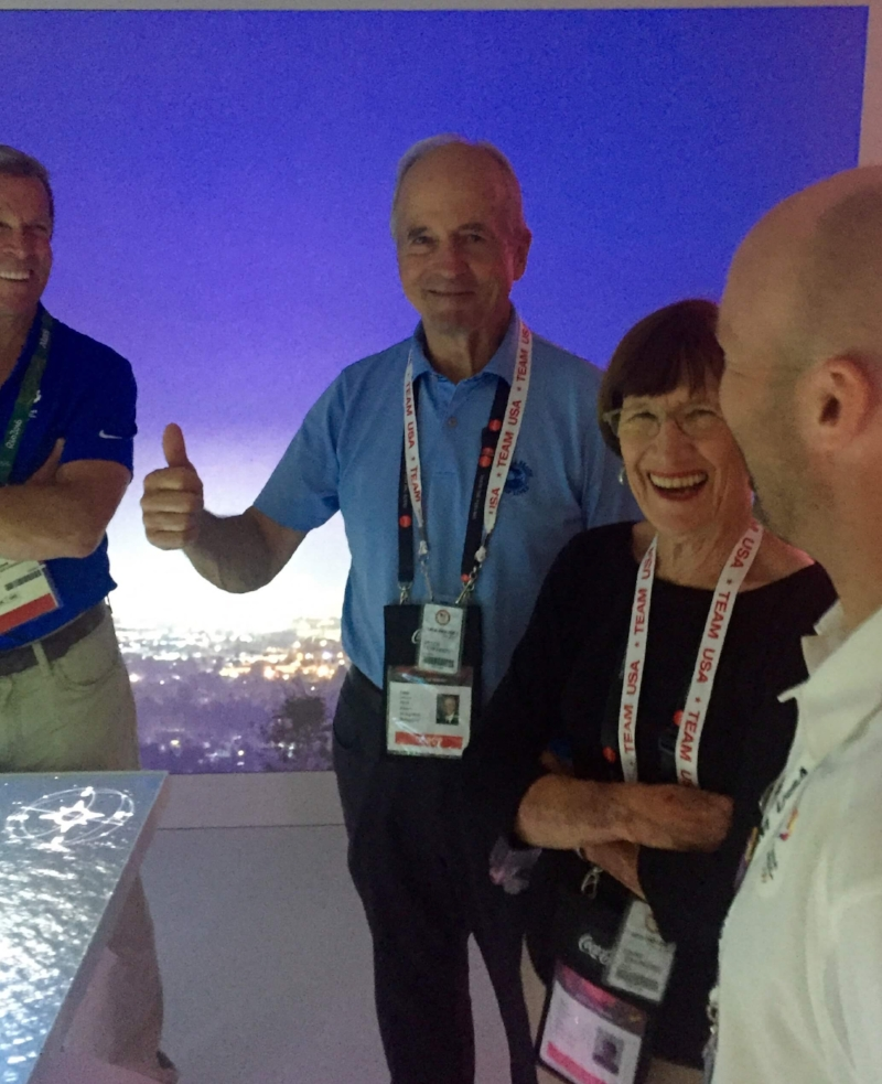 Peter Ueberroth gives our LA2024 bid the thumbs up