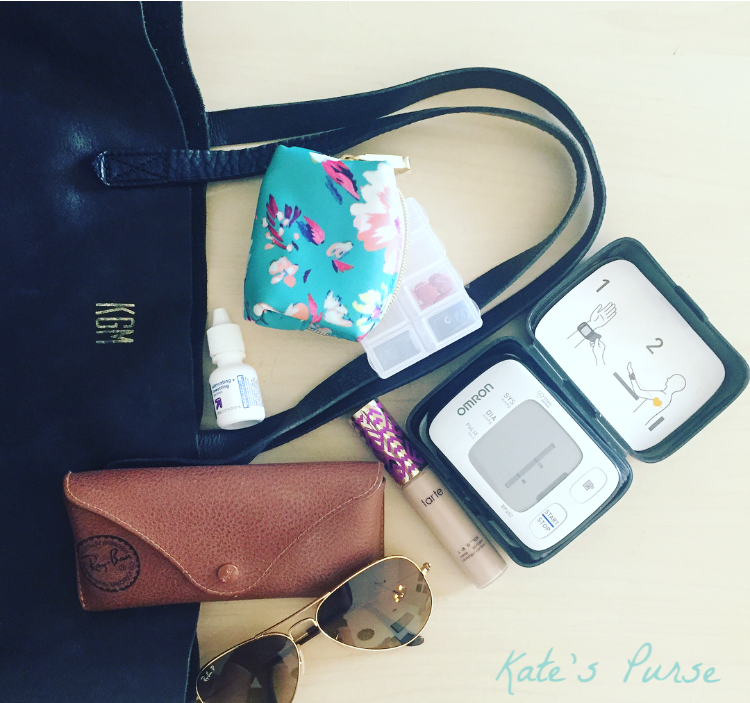 Madewell Purse - Chronic Illness Bag
