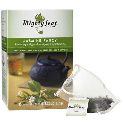Mighty Leaf Tea - Jasmine Fancy