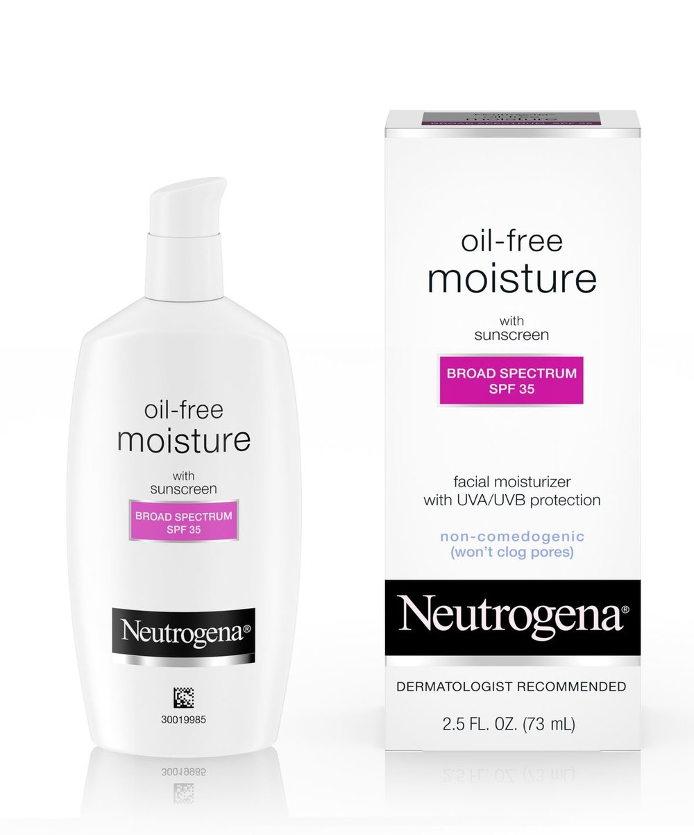 Neutrogena - Sunscreen