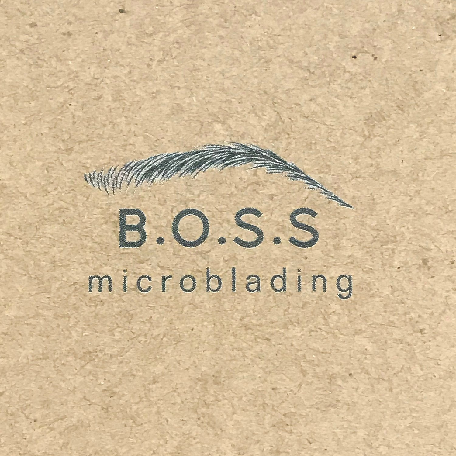 Start Here — B O S S microblading