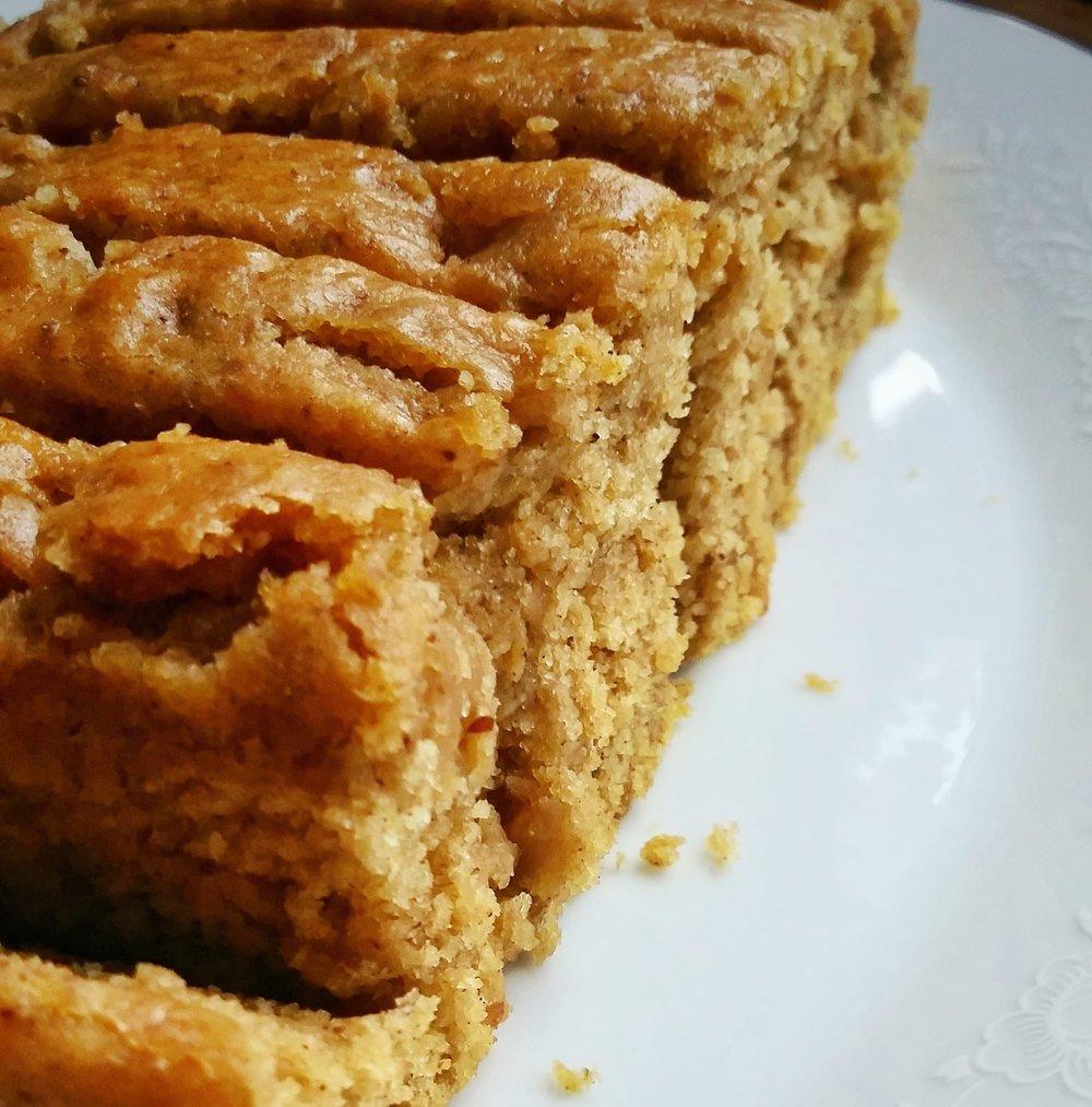 pumpkin coffee cake with maple glaze.jpg