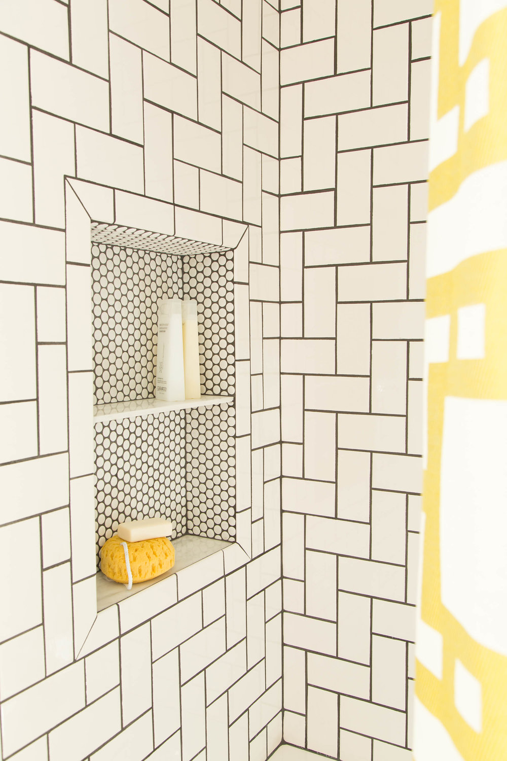 Dayka Robinson Subway Tile Penny Tile Shower bathroom.jpg